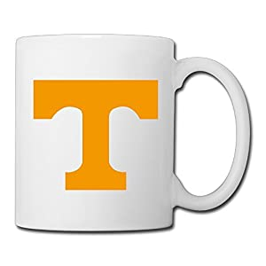 Christina University Of Tennessee Logo Ceramic Coffee Mug Tea Cup White