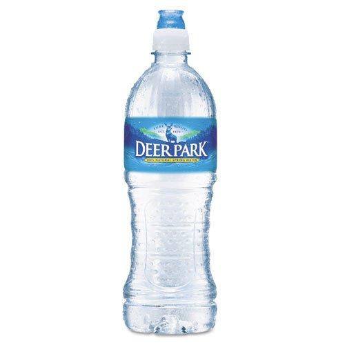 (Deer Park - Natural Spring Water, 23.6 oz Bottle, 24 Bottles/Carton 828453 (DMi CT)