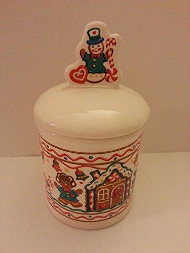 gingerbread-man-pattern-ceramic-cookie-jar