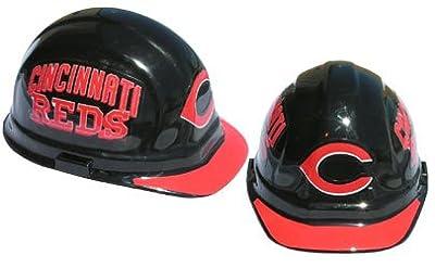 Cincinnati Reds - MLB Team Logo Hard Hat Helmet