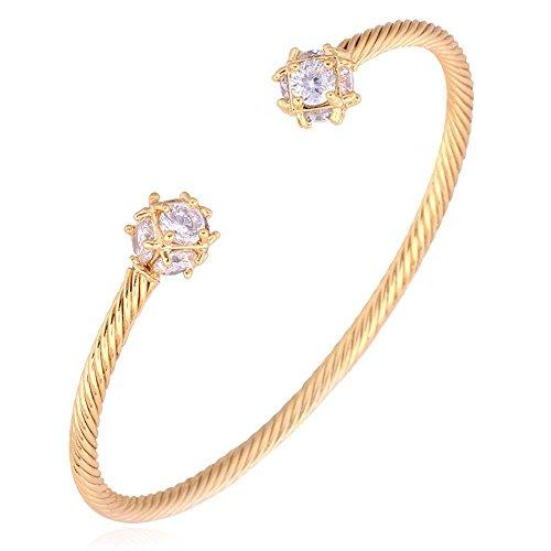 U7 Bracelet Platinum Fashion Jewelry