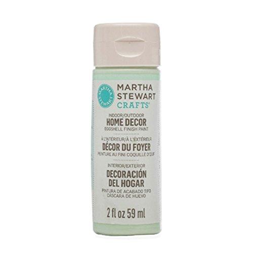 Martha Stewart Crafts Home Decor Eggshell Paint: Beryl (2 ounce)