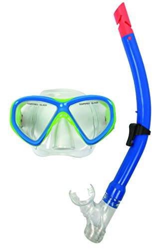 Tunturi Ensemble masque/tuba unisexe Junior Multicolore