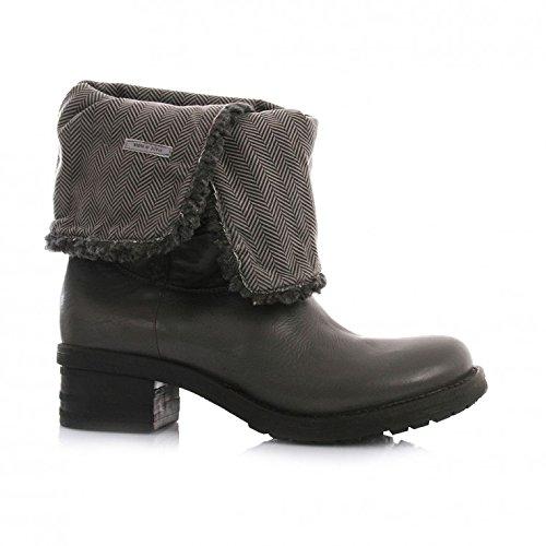 Miss Sixty Stiefel Women - OPHELIA - Dark Grey, Schuhgröße:38