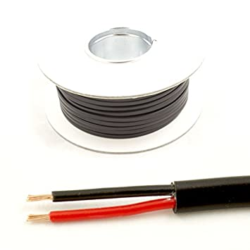 Astonishing 16 5 Amp Rated 1Mm2 Thin Wall 2 Twin Core Cable Wire Car Led Lights Wiring Database Ittabxeroyuccorg