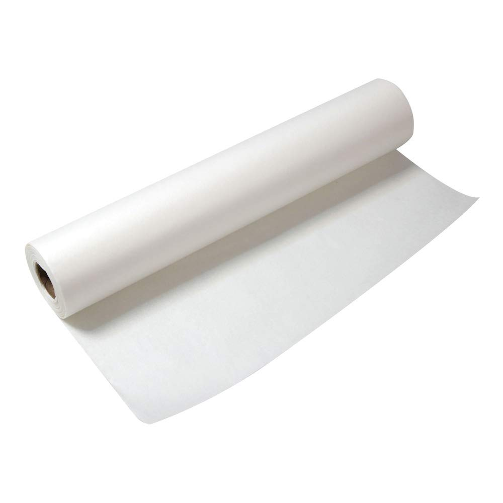 Alvin 55W-R Lightweight White Tracing Paper Roll, 48'' X 50 yd by Alvin