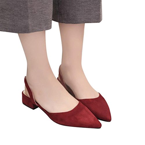 de vin de de Chaussures femmes bateau Wawer SxqTP4nAA