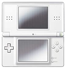 Nintendo DS Lite Crystal White [maker production end]