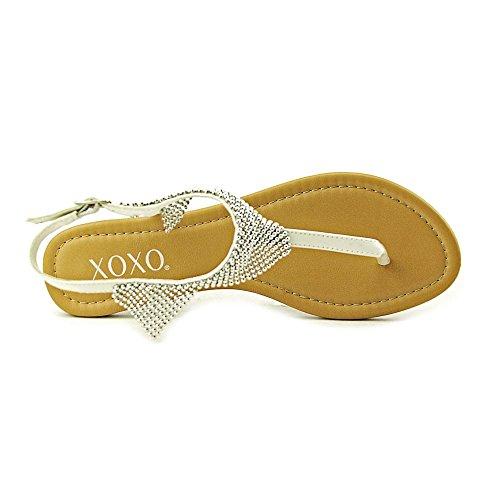 Sandal White Troy XOXO Dress Women's fxFwgBcq4