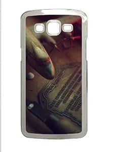 Samsung Galaxy Grand 2 7106 Case,Samsung Galaxy Grand 2 7106 Cases - Old aircraft model PC Custom Samsung Galaxy...