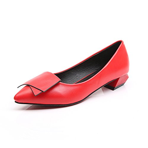 VULK Comfortable Women shoes light port in wild with mother single shoe