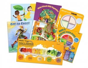 health posters for elementary