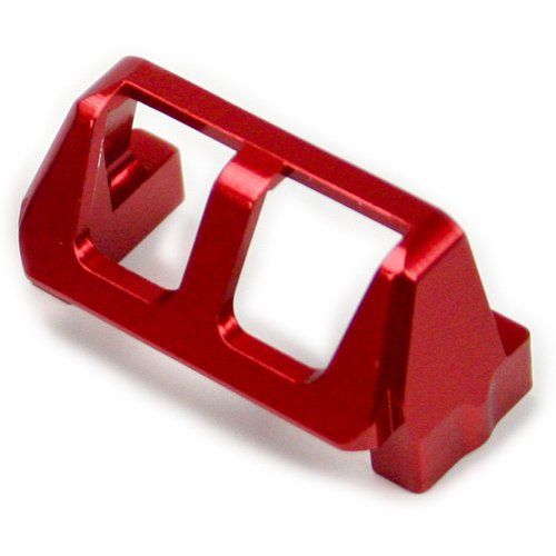Alloy Servo Saver for Traxxas Ford Fiesta 1:16 - Red