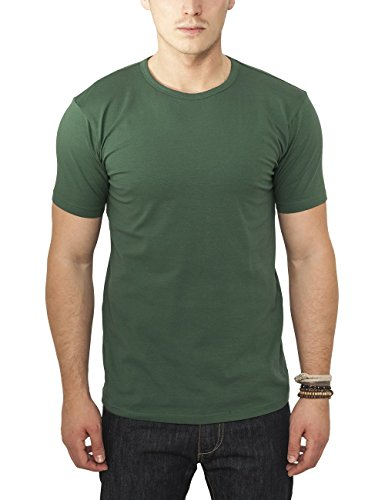 shirt 615 Grün T Uomo forest Urban Stretch Fitted Classics Tee 4zwxOaqX6g