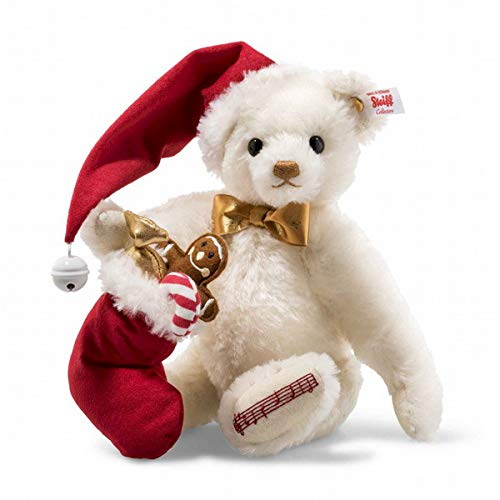 Steiff Sweet Santa Limited Edition Teddy Bear EAN 006562