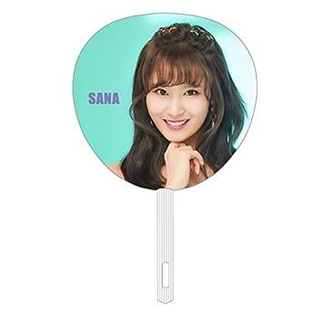 Amazon Twice Candy Pop サナsanaうちわ ハイタッチ会即完売グッズ