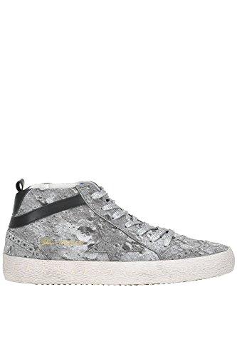 Women's Sneakers Golden Silver Top Goose MCGLCAK04011I Hi Leather Zww5Aq8