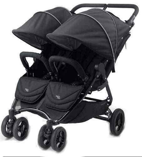 Valco Baby Neo Twin Lite Stroller in Black Ink