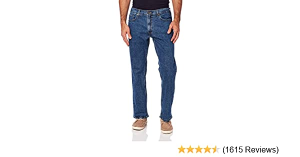 ab2377af6c387e Amazon.com: Signature by Levi Strauss & Co. Gold Label Men's Relaxed Fit  Jeans: Clothing
