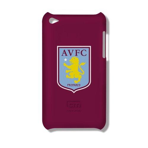 Case-Mate Barely There Aston Villa-Edition Schutzschale für Apple iPhone 4 G Crest