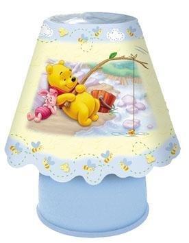 Lampada Da Comodino Per La Cameretta Winnie The Pooh Amazon It