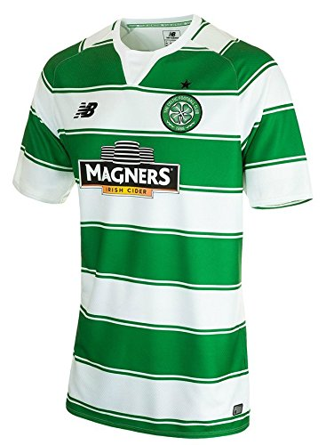 2015-2016 Celtic Home Football Shirt