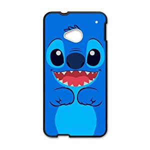 Blue Smurfs Cell Phone Case for HTC One M7
