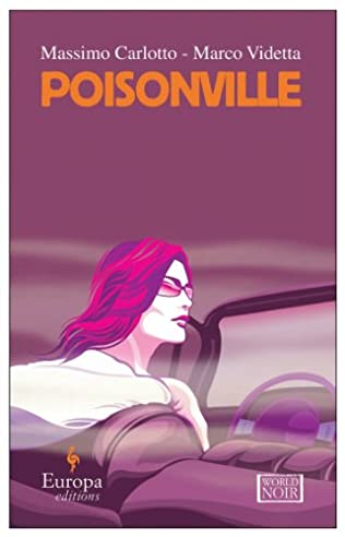 book cover of Poisonville