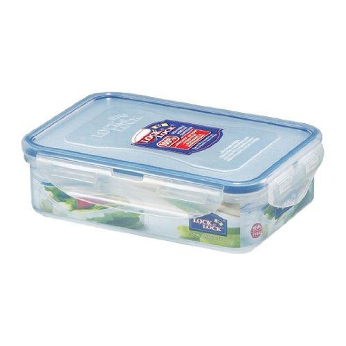 Lock&Lock Classics Short Rectangular Food Container, 550ml