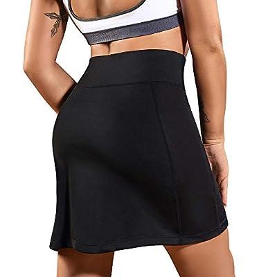 TAILONG Women Athletic Skirt