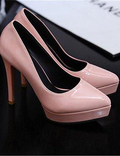 GGX/Damen Schuhe Stiletto Heel Heels Heels Hochzeit Schwarz/Pink/Rot/Weiß black-us5.5 / eu36 / uk3.5 / cn35