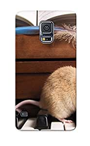 Storydnrmue LskcDW-2366-dItvW Case For Galaxy S5 With Nice Animal Mouse Appearance