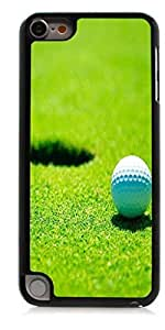 HeartCase Hard Case for Apple itouch 5g 5th Generation ( Golf Ball Pattern )