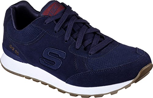 Skechers Mens OG 82 Brockton Sneaker Navy Blue AUGybJT