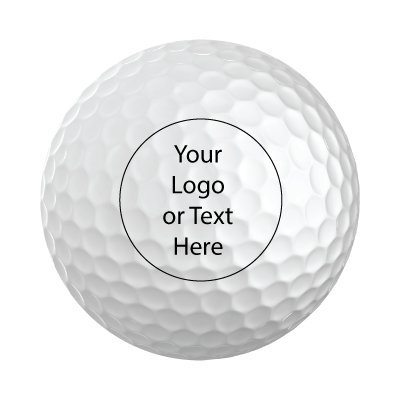 (Sleeve of 3 Personalized Golf Balls)