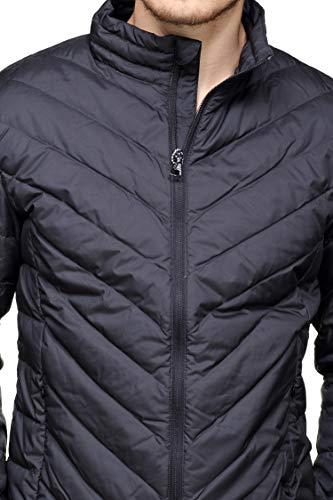 Black Shield Core Train Men's Light Armani Emporio Jacket Active Down EA7 6z7vq7