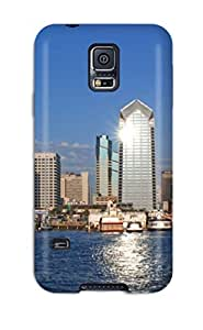 For Galaxy S5 Protector Case San Diego City Phone Cover