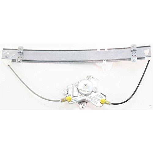 Hyundai Elantra Window Power Regulator (Evan-Fischer EVA16772041310 Front Window Regulator for Hyundai Elantra 96-00 Right Power New)