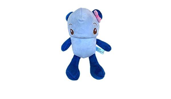 Pandacake the Artist Pecanpals Pecan Pals Blue Noferin Plush Toy 11