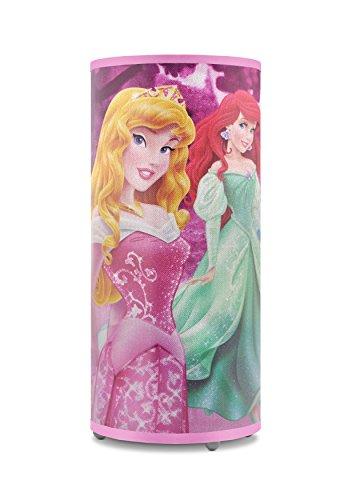 Disney Princess Cylinder Lamp