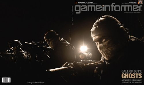 Game Informer 246 - The World's #1 Video Game Magazine - October 2013 - Call of Duty: Ghosts - Activision's Juggernaut Steps Out of the Shadows (GameInformer) (Game Informer Issue 1)