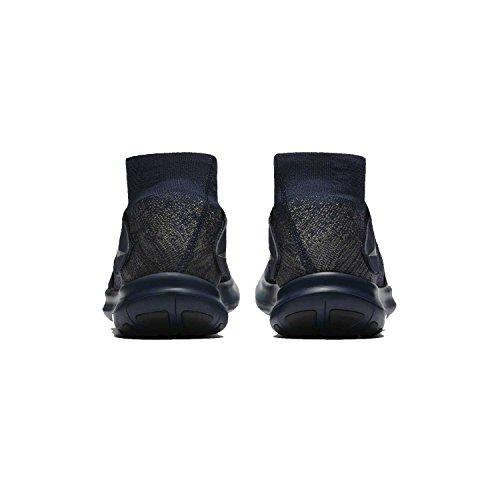 Nike Mens Mach Force Scarpe Da Corsa College Navy / Grigio Taupe / Fungo Scuro