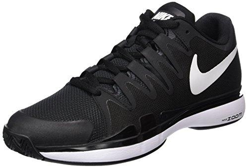 Nike Zoom Vapor 9.5 Tour Black/Anthracite/White Men's Tennis Shoes (Nike Zoom Vapor Shoes compare prices)