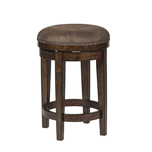 Liberty Furniture Aspen Skies Swivel Barstool