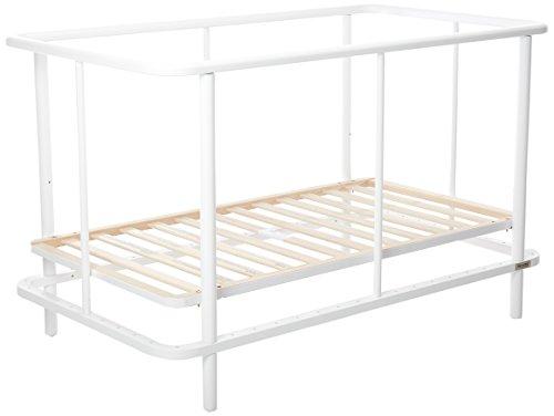Micuna Life Max Crib, White by Micuna