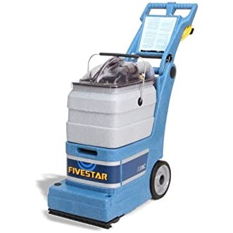 EDIC Fivestar Self-Contained Carpet Extractor 401TR