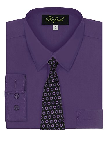 4t purple dress shirt - 3