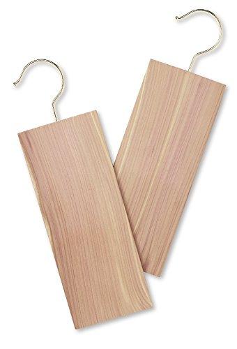 Whitmor Cedar Wood Hang Ups, S/2