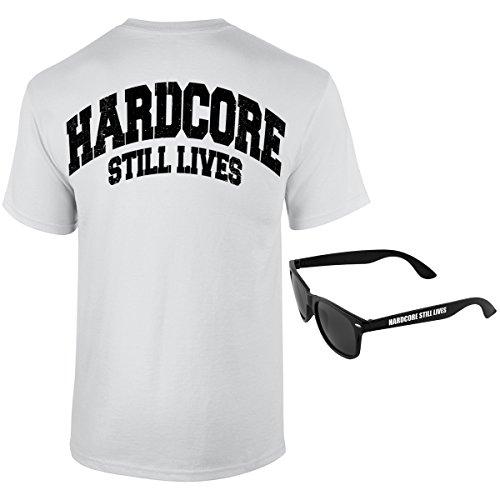 HARDCORE STILL LIVES T-Shirt + Sonnenbrille org. OTHC