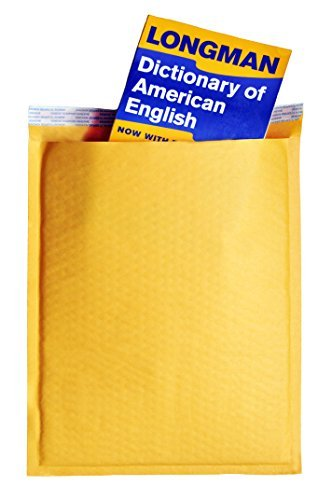 Kraft bubble mailers 8.5 x 13.5 Padded envelopes 8 1/2 x 13 1/2 by Amiff. Pack of 20 Kraft Paper cushion envelopes. Exterior size 9 x 14.5 (9 x 14 1/2). Peel & Seal. Mailing, shipping, packing.